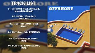 [MINI ALBUM] OFFSHORE – SCENE #1