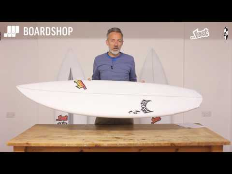 Lost V3 Rocket Surfboard Review
