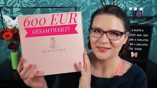 Oh wow! Krasse Produkte in der FOXYBOX   Unboxing der Beauty Box mit ausschließlich Full-Size Größen
