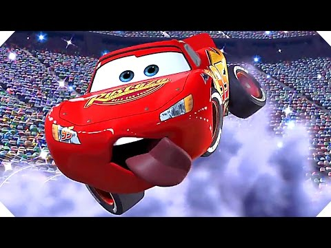 New Official Trailer for Cars 3