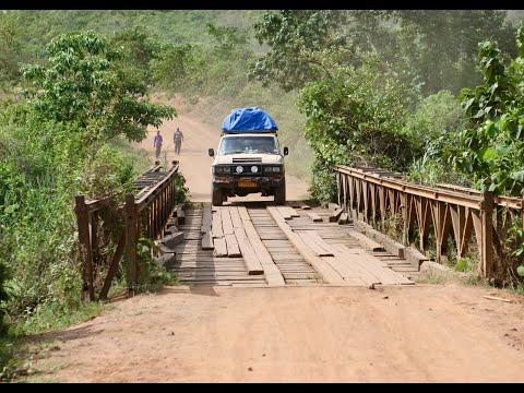 ZAMBIA MALAWI 2017 OFFROAD 4X4 TOYOTA LAND CRUISER