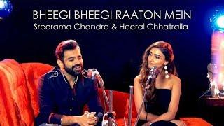 Bheegi Bheegi Raaton Mein - Ajnabee | Feat. Sreerama
