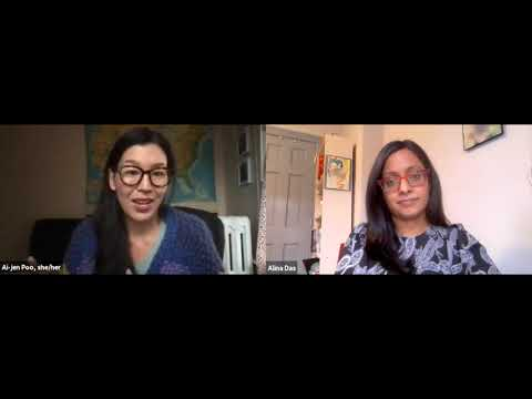 SKIRBALL TV: Ai-jen Poo in conversation with Alina Das