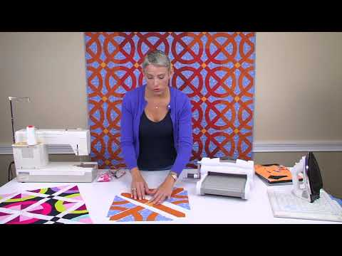 Victoria Findlay Wolfe Shares Her Favorite Ways To Use Her Crossroads Die | Sizzix Quilting