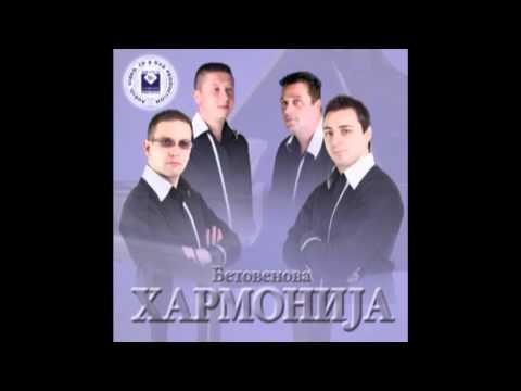 HARMONIJA - Ljubovta e najskapa (Duet so Zuica Lazova)