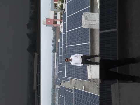Industrial Solar Power Plants