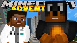 Minecraft - Donut The Dog Adventures - DONUT GOES TO THE HOSPITAL