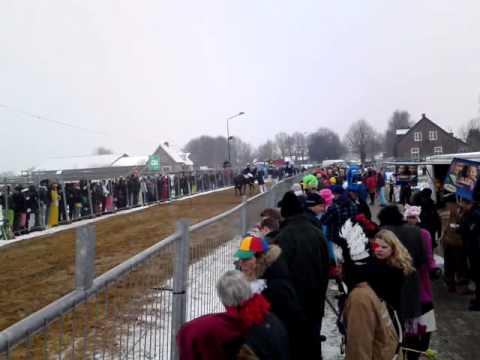 Start rit Metworst 2010