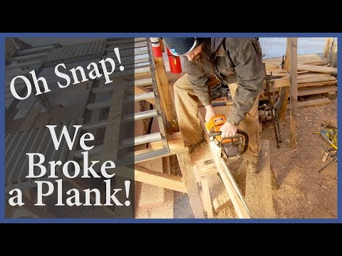 We Broke a Plank - Acorn to Arabella