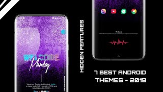 RealMe 3 Pro Third Party Themes | One Plus 6T Theme 5min