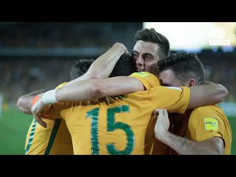 Mile Jedinak on the Socceroos
