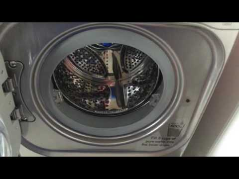My LG mini washing machine collection review