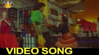 Sudiki Daram Video Song || Big Boss Movie || Chiranjeevi, Roja, Madhavi || SVVS