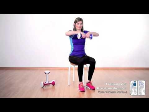 Power Vibrations- & Fitnesshantel (VHT-1000/2000)