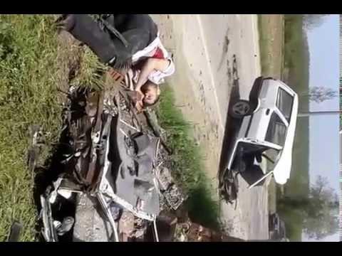 Akyazı Batakköy yolu kaza