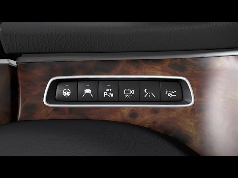 Mercedes-Benz TV: S-Class Coup: DRIVING Assistance bar.