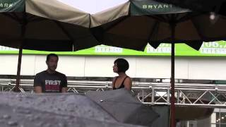 Zachary Levi And Krysta Rodriguez First Impressions First Date