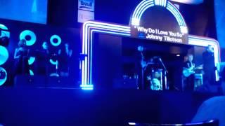 Johnny Tillotson - Concert in Bkk. Thailand2014.  Jimmy's Girls