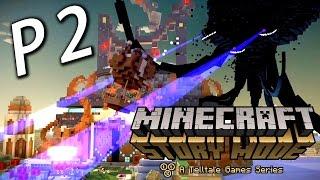 Minecraft Story Mode Chapter 2《我的世界故事模式》第二章 P2 : 神秘實驗室