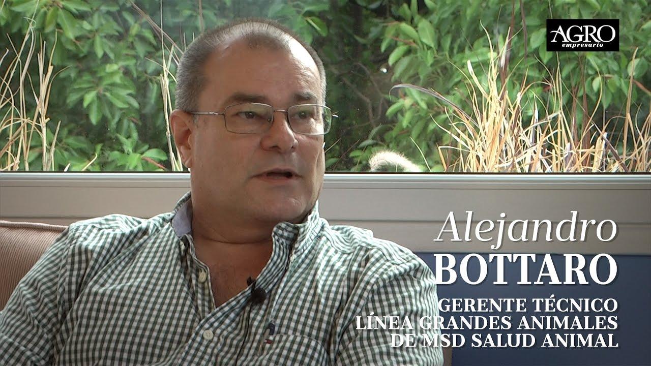 Alejandro Bottaro - Gte. Técnico Linea Grandes Animales de MSD Salud Animal