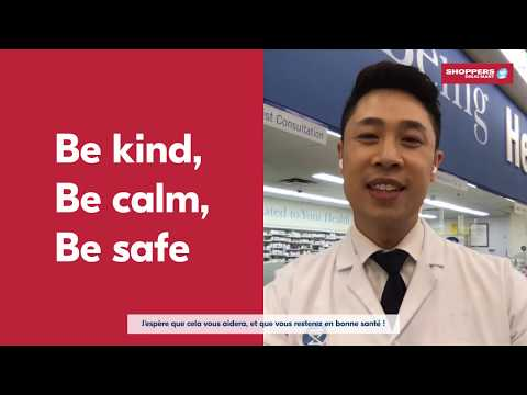 What measures are taken in-store to keep customers and employees safe? - video thumbnail