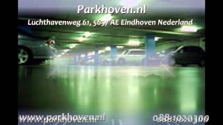 preview picture of video 'eindhoven airport parkeren'