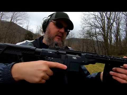 Rock Island Armory VR80 semi auto shotgun review - смотреть