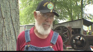 Southern Indiana's Antique and Machinery Club hosting its 'Classic Iron Show'
