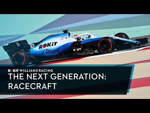Image: Watch: George Russell talks racecraft in F1