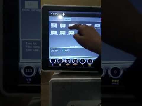 Allied ICU Ventilator