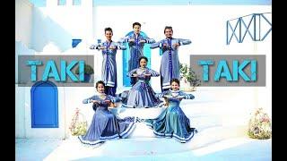 Taki Taki   INDIAN DANCE Fusion   Kathak Rockers   DJ Snake   Kumar Sharma