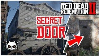 Red Dead Redemption 2 | Secret Illegal Business Valentine Store