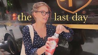 как бесплатно попасть на крышу в Нью-Йорке (vlog 40) | Polina Sladkova