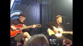 Bowling For Soup - Circle Live (Acoustic)