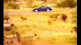 Ford Probe Advert