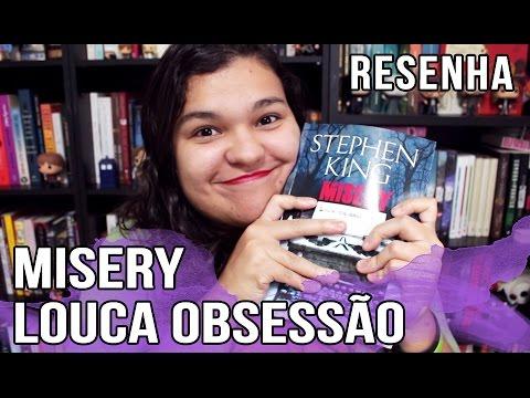 MISERY (STEPHEN KING) #AllAboutKing - RESENHA | Bruna Miranda