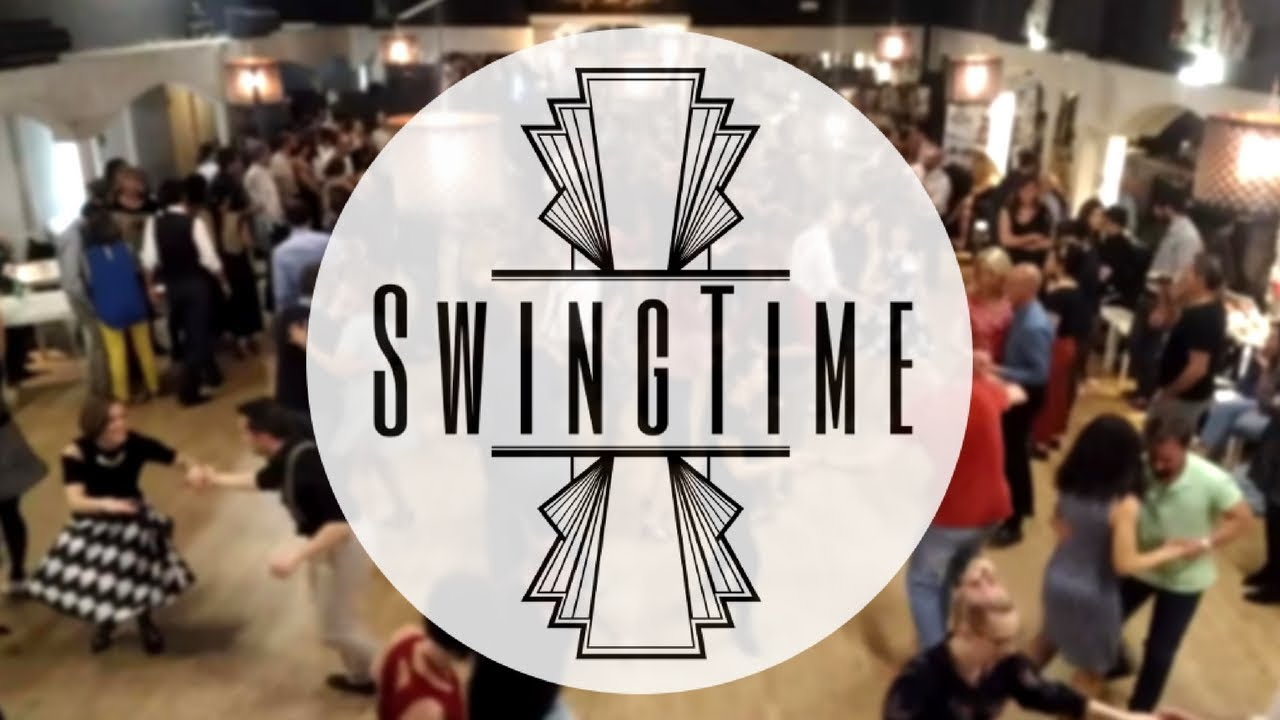 Social dancing at Barrio - Savoy Spring Jump 2018 event - Mauro L. Porro & Swing Valley Band