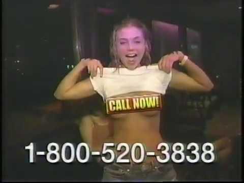 Nostalgia: Girls Gone Wild Commercials
