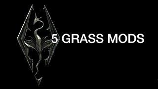 Skyrim SE Xbox mods 5 grass mods