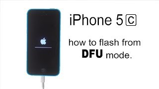 iPhone 4, 4S, 5, 5S, 5C, 6 6 Plus, iPod, iPad, iPad mini - How to remove Password Lock. DFU mode.