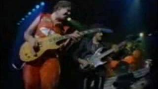 Gary Moore with Phil Lynott - Parisienne Walkways (live)