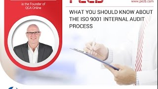 What you should know about the ISO 9001 Internal Audit Process