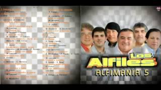 Los Alfiles Alfilmania Enganchado CD Completo