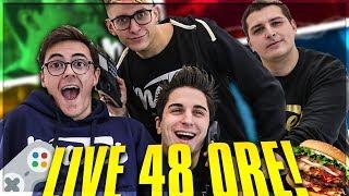 LIVE DI 48 ORE   DUE GIORNI IN DIRETTA CON I MATES!
