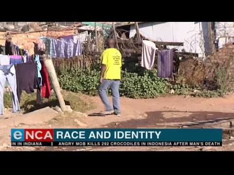 Race and identity in SA