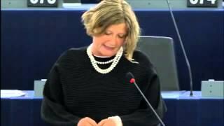 Gál Kinga hozzászólása a Magyarországról szóló EP vitában – 2015.05.19.