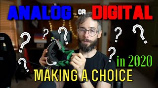 Analog or Digital Video ????♂️ (How to FPV 2020) Part 5