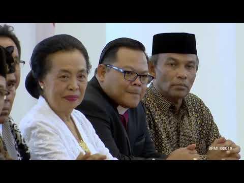 Bertemu Jokowi, FKUB Soroti Berita Hoaks