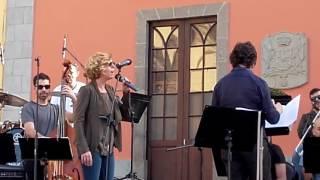 Sole Giménez & Big Band de Canarias: Mediterraneo