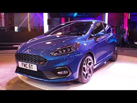The Ford Fiesta ST Walkaround | Top Gear: Series 26